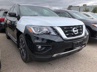 2019 Nissan Pathfinder Platinum V6 4x4 at in Mississauga, Ontario - 2 - w320h240px