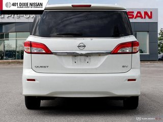 2011 Nissan Quest 3.5 SV CVT in Mississauga, Ontario - 5 - w320h240px