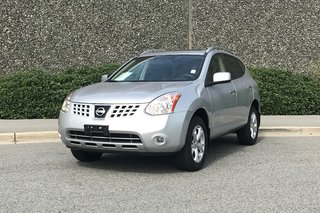 2010 Nissan Rogue SL AWD CVT in North Vancouver, British Columbia - 2 - w320h240px