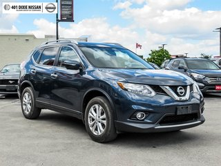 2015 Nissan Rogue SV AWD CVT in Mississauga, Ontario - 3 - w320h240px