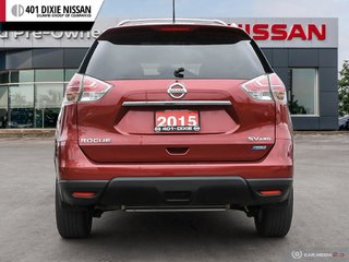 2015 Nissan Rogue SV AWD CVT in Mississauga, Ontario - 5 - w320h240px