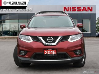 2015 Nissan Rogue SV AWD CVT in Mississauga, Ontario - 2 - w320h240px
