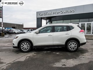 2016 Nissan Rogue S FWD CVT in Mississauga, Ontario - 5 - w320h240px