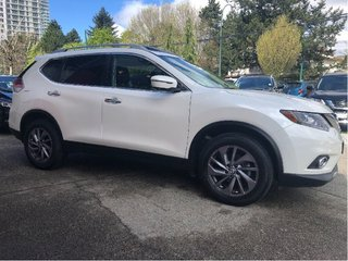 2016 Nissan Rogue SL AWD Premium CVT in Vancouver, British Columbia - 4 - w320h240px