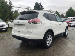 2016 Nissan Rogue SV AWD CVT in Vancouver, British Columbia - 5 - w320h240px