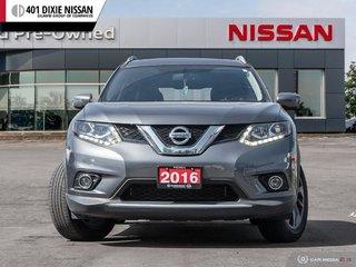 2016 Nissan Rogue SL AWD Premium CVT in Mississauga, Ontario - 2 - w320h240px