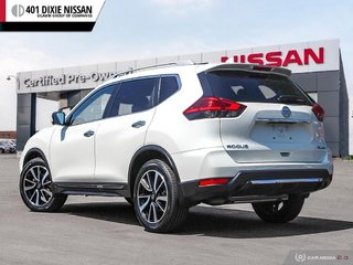 2017 Nissan Rogue SL Platinum AWD in Mississauga, Ontario - 4 - w320h240px