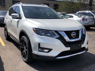 2018 Nissan Rogue SL AWD CVT in Mississauga, Ontario - 3 - w320h240px