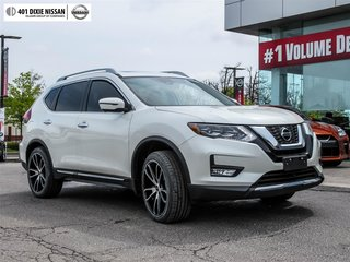2018 Nissan Rogue SL AWD CVT in Mississauga, Ontario - 6 - w320h240px