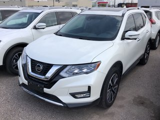 2018 Nissan Rogue SL AWD CVT in Mississauga, Ontario - 5 - w320h240px