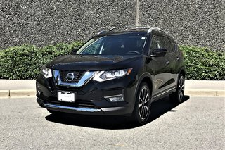 2019 Nissan Rogue SL AWD CVT in North Vancouver, British Columbia - 2 - w320h240px