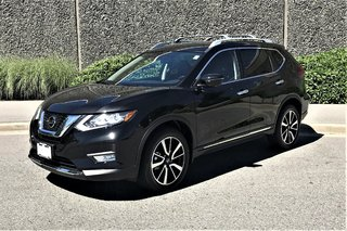 2019 Nissan Rogue SL AWD CVT in North Vancouver, British Columbia - 4 - w320h240px