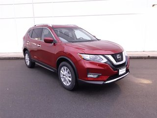 2019 Nissan Rogue SV AWD CVT in Vancouver, British Columbia - 2 - w320h240px