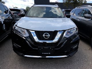 2020 Nissan Rogue SV AWD CVT in Mississauga, Ontario - 3 - w320h240px