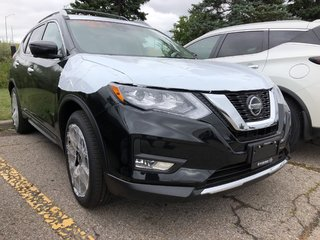 2020 Nissan Rogue SL AWD CVT in Mississauga, Ontario - 2 - w320h240px