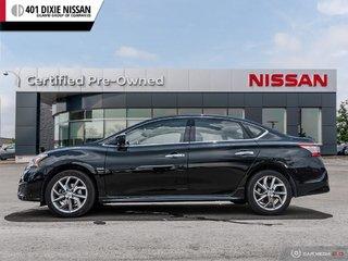 2014 Nissan Sentra 1.8 SR CVT in Mississauga, Ontario - 3 - w320h240px