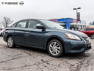 2015 Nissan Sentra 1.8 SV CVT in Mississauga, Ontario - 3 - w320h240px