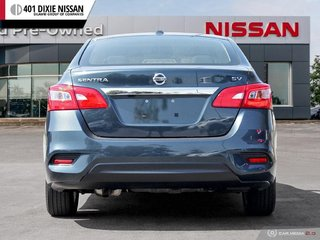 2016 Nissan Sentra 1.8 SV CVT in Mississauga, Ontario - 5 - w320h240px