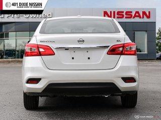 2016 Nissan Sentra 1.8 SL CVT in Mississauga, Ontario - 5 - w320h240px
