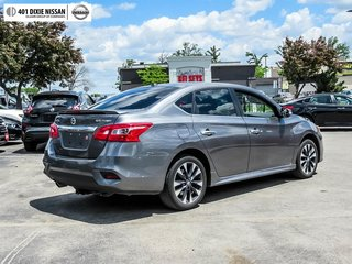 2017 Nissan Sentra 1.6 SR Turbo 6sp in Mississauga, Ontario - 5 - w320h240px