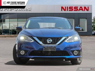 2017 Nissan Sentra 1.6 SR Turbo MCVT in Mississauga, Ontario - 2 - w320h240px