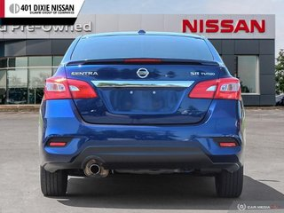 2017 Nissan Sentra 1.6 SR Turbo MCVT in Mississauga, Ontario - 5 - w320h240px