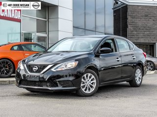 2018 Nissan Sentra 1.8 SV CVT in Mississauga, Ontario - 6 - w320h240px