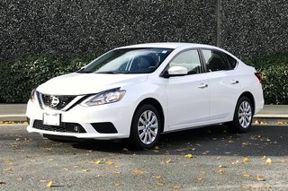 2019 Nissan Sentra 1.8 S CVT in North Vancouver, British Columbia - 2 - w320h240px