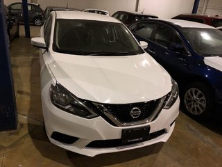 2019 Nissan Sentra 1.8 SV CVT in Mississauga, Ontario - 4 - w320h240px