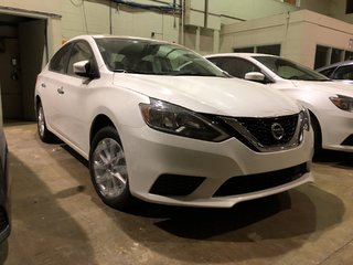 2019 Nissan Sentra 1.8 SV CVT in Mississauga, Ontario - 2 - w320h240px