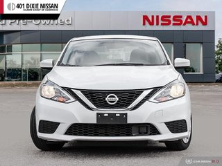 2019 Nissan Sentra 1.8 SV CVT in Mississauga, Ontario - 2 - w320h240px