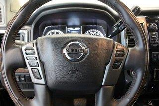 2018 Nissan Titan Crew Cab Platinum 4X4 in Regina, Saskatchewan - 6 - w320h240px
