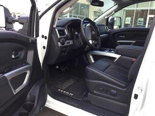 2019 Nissan Titan Crew Cab XD PRO-4X 4x4 Diesel in Regina, Saskatchewan - 5 - w320h240px