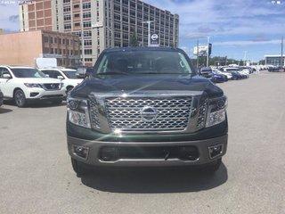 2019 Nissan Titan Crew Cab Platinum 4X4 in Regina, Saskatchewan - 2 - w320h240px