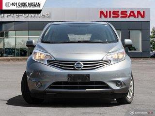 2014 Nissan Versa Note Hatchback 1.6 SV CVT in Mississauga, Ontario - 2 - w320h240px