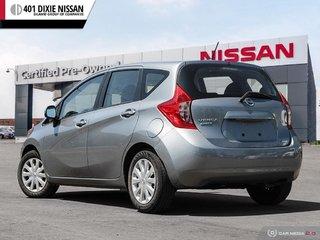 2014 Nissan Versa Note Hatchback 1.6 SV CVT in Mississauga, Ontario - 4 - w320h240px