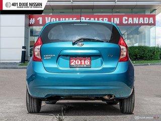 2016 Nissan Versa Note Hatchback 1.6 SV CVT in Mississauga, Ontario - 5 - w320h240px