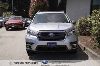 2019 Subaru ASCENT Touring with Captain's Chairs