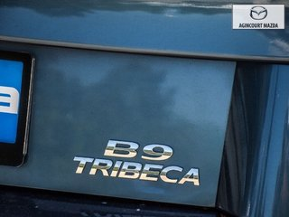 Subaru B9 Tribeca 7-Passenger   Sunroof   Leather   Navi   DVD 2006