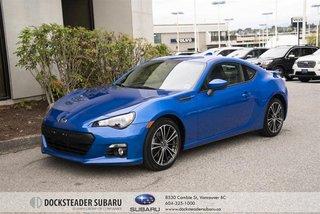 2014 Subaru BRZ Sport-Tech at