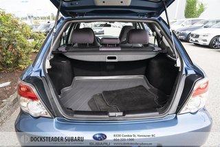 2007 Subaru Impreza Sport Wagon 2.5 I at