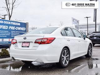 Subaru Legacy 2.5i w/Limited Pkg 2016