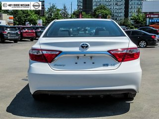 2017 Toyota Camry Hybrid LE CVT in Mississauga, Ontario - 5 - w320h240px