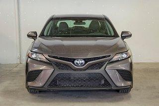 Toyota Camry SE / Cuir / Mags / bluetooth / Sièges chauffants 2018 à Verdun, Québec - 3 - w320h240px