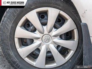 2013 Toyota Corolla 4-door Sedan LE 4A in Mississauga, Ontario - 6 - w320h240px