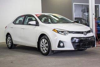 2015 Toyota Corolla S/Caméra Recul/ Banc Chauffants / Bluetooth in Verdun, Quebec - 5 - w320h240px