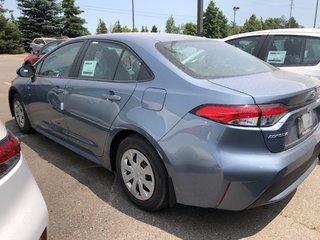 2020 Toyota Corolla 4-door Sedan L CVT in Bolton, Ontario - 4 - w320h240px