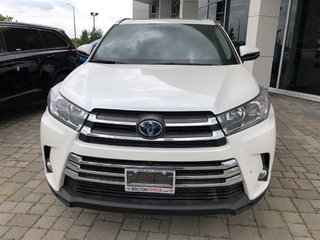 2018 Toyota Highlander Hybrid Limited in Bolton, Ontario - 2 - w320h240px