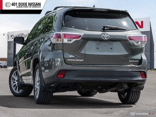2014 Toyota Highlander XLE AWD in Mississauga, Ontario - 4 - w320h240px
