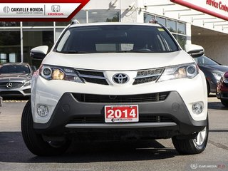 2014 Toyota RAV4 AWD Limited in Oakville, Ontario - 2 - w320h240px